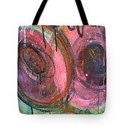Inside Of Love Tote Bag