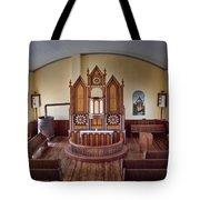 Inside St Olaf Lutheran Church Tote Bag