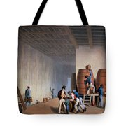Inside The Distillery, From Ten Views Tote Bag