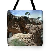 Inside The Grand Canyon Tote Bag