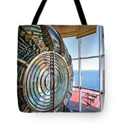 Inside The Lighthouse Tote Bag