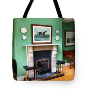 Inside The Manor Tote Bag