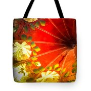 Inside The Phonograph Tote Bag