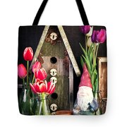 Inside The Potting Shed Tote Bag