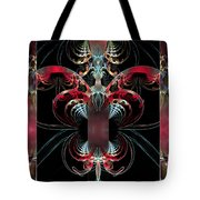 Inside Your Beautiful Heart Tote Bag
