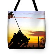 Inspiration Tote Bag by Mitch Cat