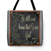 Inspirational Chalkboard-b2 Tote Bag