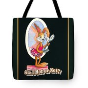 Inspired By Trudy Healy Tote Bag