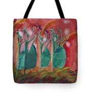 Inspired Dance Tote Bag