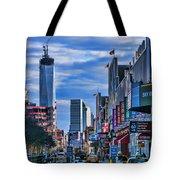 Inspiring Chelsea Tote Bag