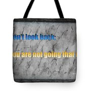 Inspiring Words For You Tote Bag