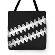 Insulators In Black And White Tote Bag