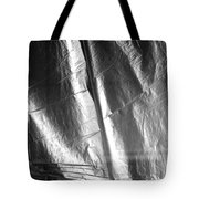 Insult To Injury 2 Bw Tote Bag
