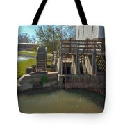 Intake At The Mill Tote Bag