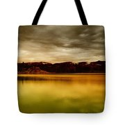 Intenisty In The Clouds  Tote Bag