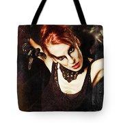 Intense Dancer Tote Bag