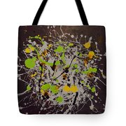 Intense Discovery Tote Bag