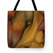 Intensity In Glass Tote Bag