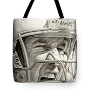 Intensity Peyton Manning Tote Bag