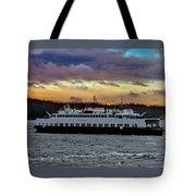Inter-island Ferry Tote Bag