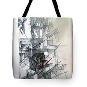 Interchange Between Ambition And Restraint 1 Tote Bag