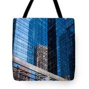 Intercontinental Reflections Tote Bag