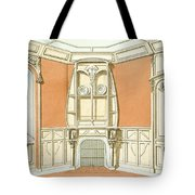 Interior Design For A Dining Room Tote Bag