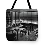 Interior Of Beach House Owned By Anatole Litvak Tote Bag