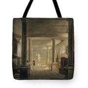 Interior Of The Law School, Cambridge Tote Bag