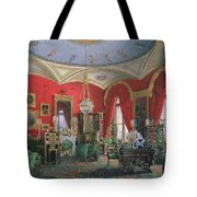 Interior Of The Winter Palace Tote Bag
