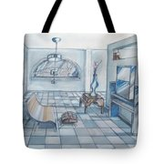 Interior Rendering 2 Tote Bag