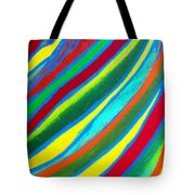 Interior Wave Olympic Tote Bag