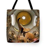 Interiors Of A Museum, National Museum Tote Bag