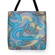 Interlock Tote Bag by Anthony Morris