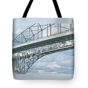 International Crossing Tote Bag