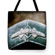International Grille Emblem -0741ac Tote Bag