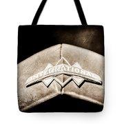 International Grille Emblem -0741s Tote Bag