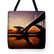 International Peace Bridge Tote Bag