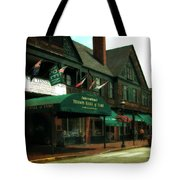 International Tennis Hall Of Fame Tote Bag