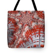 Intersecting Tote Bag