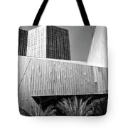 Intersection 2 Bw Las Vegas Tote Bag