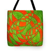Intersection, No. 1 Tote Bag