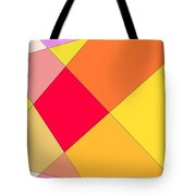 Intersection Two Tote Bag
