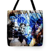 Interstate 10- Exit 257a- St Marys Rd / 6th St Underpass- Rectangle Remix Tote Bag