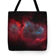 Interstellar Embryo  Ic 1848, The  Soul Tote Bag
