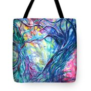 Intertwined 1 Tote Bag