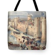 Interview Of Aigues-mortes Tote Bag