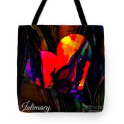 Intimacy Tote Bag