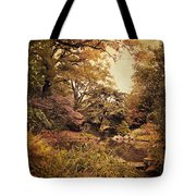Intimate Landscape Tote Bag by Jessica Jenney