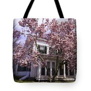Into Spring Tote Bag